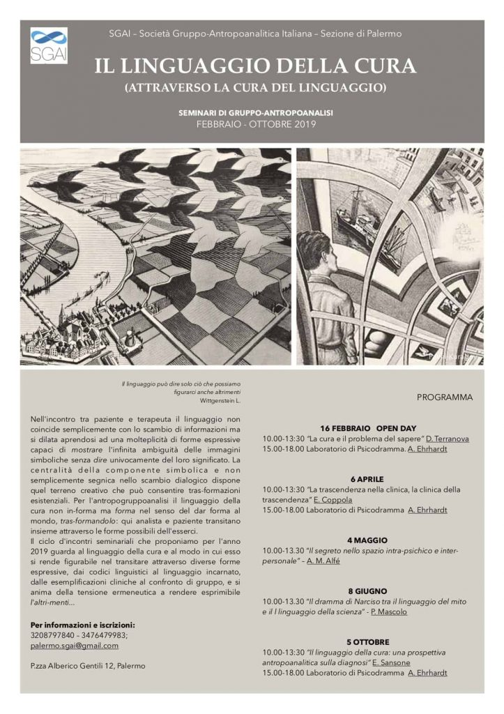 Seminari SGAI Palermo